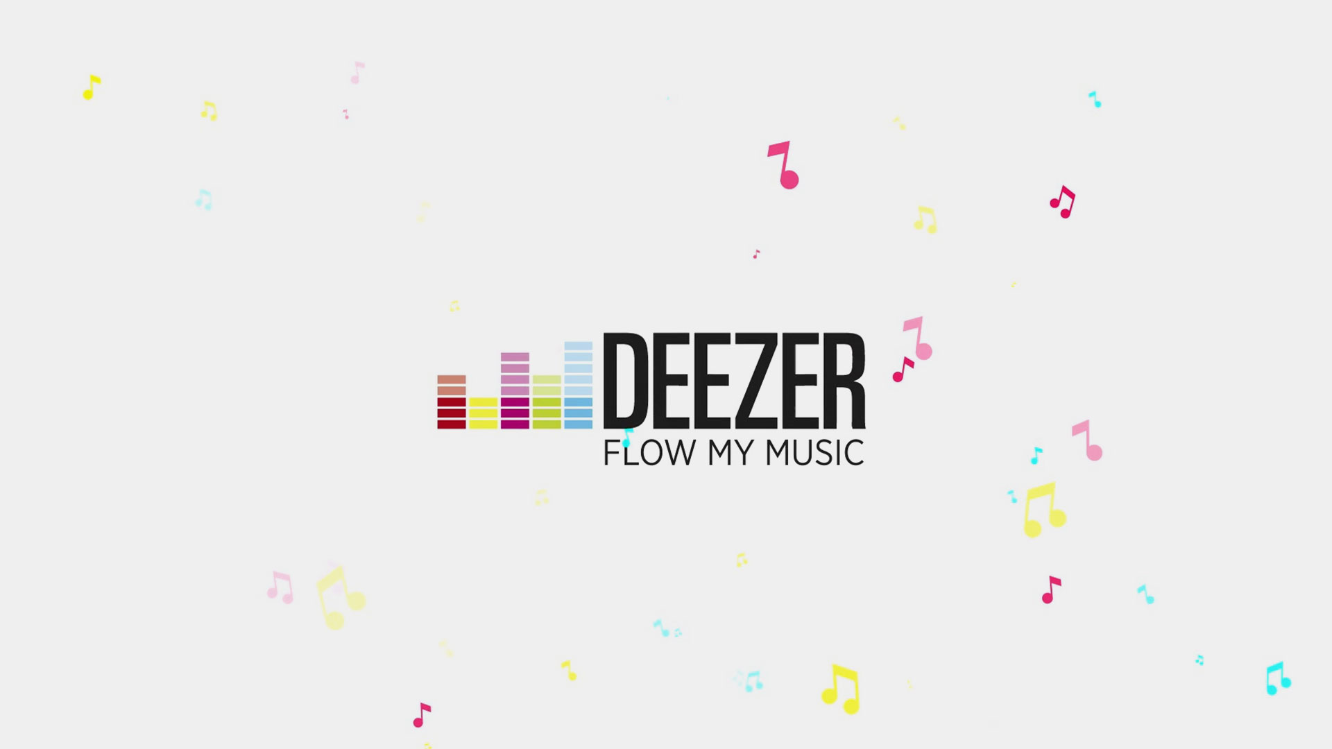 Deezer Motion design